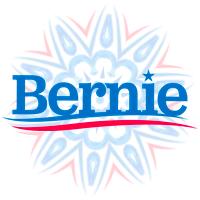 Bernie enhanced icon